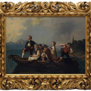 Obrazy 18. a 19. století